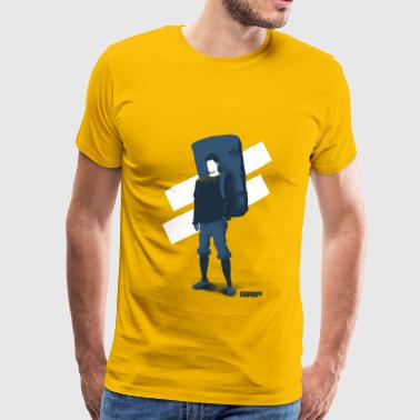 Pad friend - Men's Premium T-Shirt