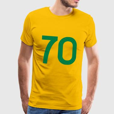 Football 70 - T-shirt Premium Homme