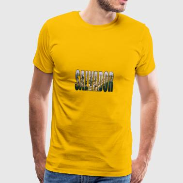 BRAZIL SALVADOR - Men's Premium T-Shirt