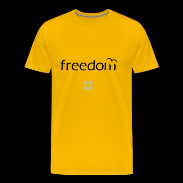 freedom freedom - Men's Premium T-Shirt