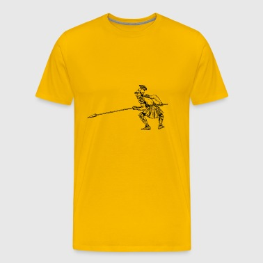 Roman soldier - Men's Premium T-Shirt