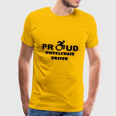 Proud - Men's Premium T-Shirt
