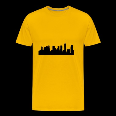 Brooklyn - Premium-T-shirt herr