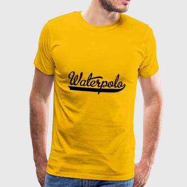 2541614 15527665 waterpolo - T-shirt Premium Homme
