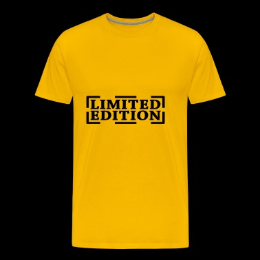 Limited Edition | Limited Edition - T-shirt Premium Homme