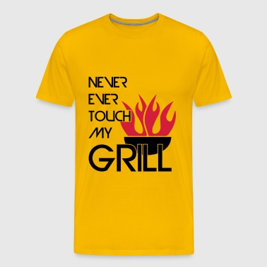 grill - T-shirt Premium Homme