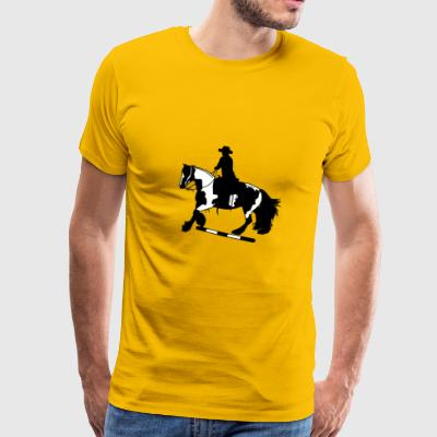 Tinker gallop I pole - Men's Premium T-Shirt