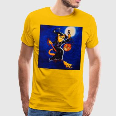 Night Witch AC final - Men's Premium T-Shirt