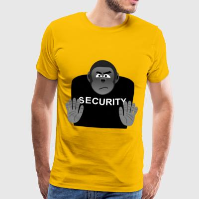 Security - Men's Premium T-Shirt