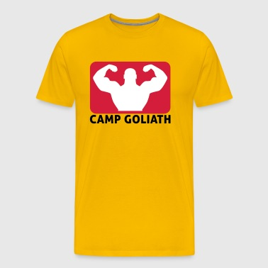 Camp Goliath - Männer Premium T-Shirt