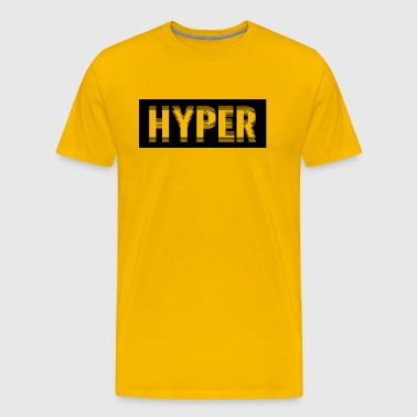 hyper black - Men's Premium T-Shirt