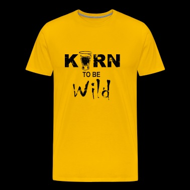 Korn To Be Wild - T-shirt Premium Homme