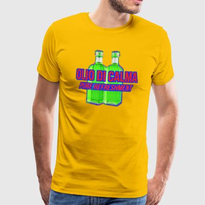 CALMA LINE OIL - Men's Premium T-Shirt
