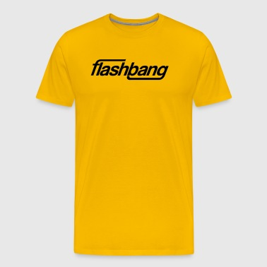 Flash Bang Single - 100kr Donatie - Mannen Premium T-shirt