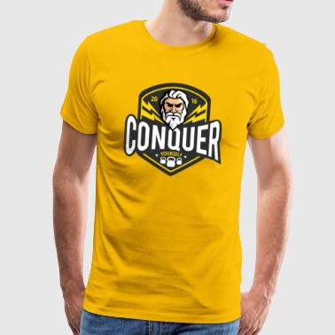 Conquérir Yourself Vêtements - T-shirt Premium Homme