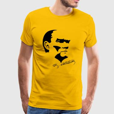 Ataturk 2 - Men's Premium T-Shirt
