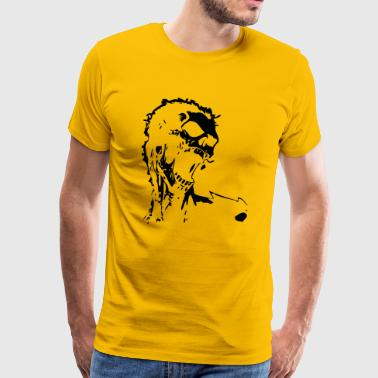 Scream - Mannen Premium T-shirt