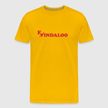 Vindaloo = Findaloo - Men's Premium T-Shirt