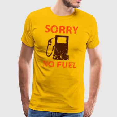 no fuel - Men's Premium T-Shirt