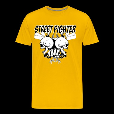 street fighter 2 - Men's Premium T-Shirt