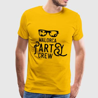 Crew Mallorca Party - T-shirt Premium Homme