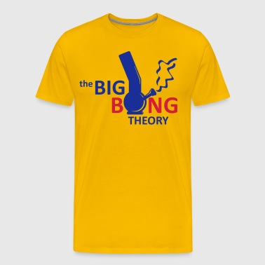the big bong theory - T-shirt Premium Homme