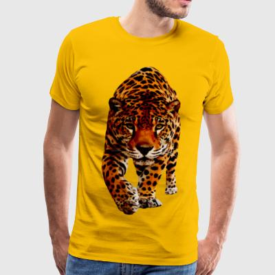 Welcome To The Jungle - Männer Premium T-Shirt