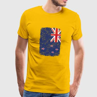 roots home country roots home New Zealand - Men's Premium T-Shirt