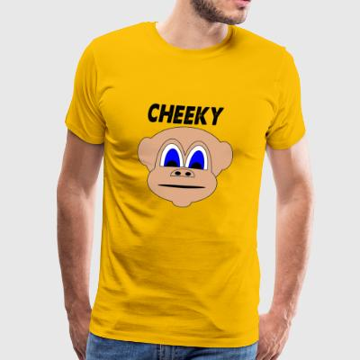 cheeky - Men's Premium T-Shirt