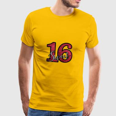 Sweet 16 - Men's Premium T-Shirt
