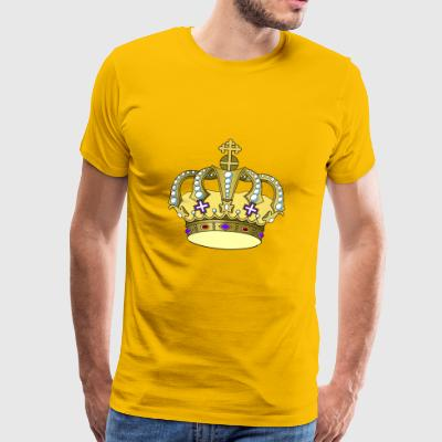 Crown - Men's Premium T-Shirt