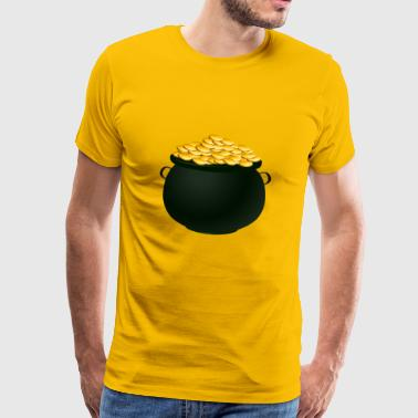 Pot of gold - Men's Premium T-Shirt