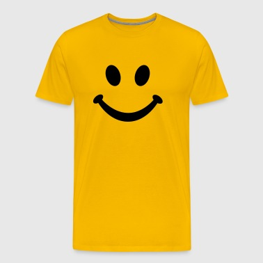 Smiley Sourire - T-shirt Premium Homme