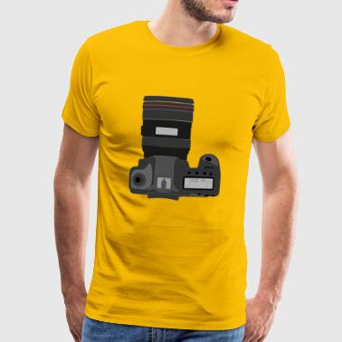 Photo camera - Men's Premium T-Shirt