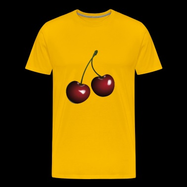 Cherries cherries - Men's Premium T-Shirt