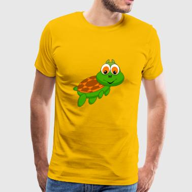 turtle 151431 - Men's Premium T-Shirt