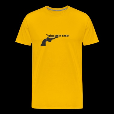 dirty harry - Mannen Premium T-shirt