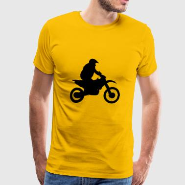 moto - Men's Premium T-Shirt