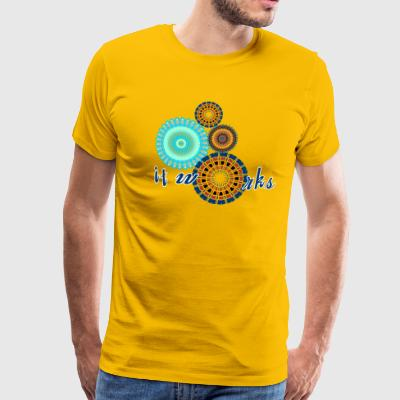 IT WORKS - Männer Premium T-Shirt