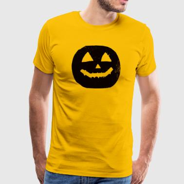 Halloween Head - Men's Premium T-Shirt