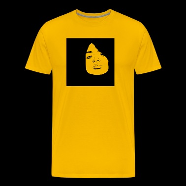 stencil girl - Men's Premium T-Shirt