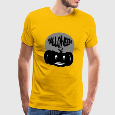 Halloween skjorte Trick or treat det - Premium T-skjorte for menn