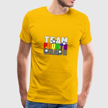 team fourth grade - Männer Premium T-Shirt