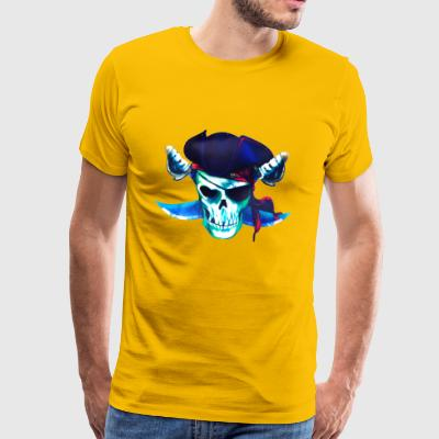 Phantom Corsair - Premium-T-shirt herr