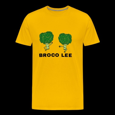 BROCO LEE - Männer Premium T-Shirt