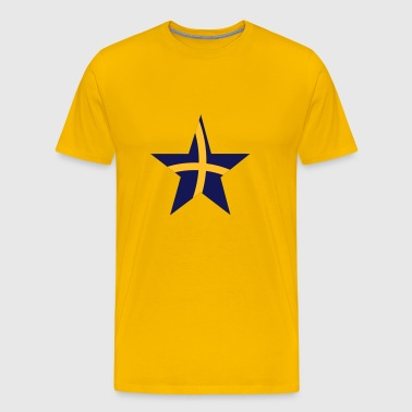 swedish star - Premium-T-shirt herr