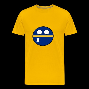 Countryball Country Home Nauru - Men's Premium T-Shirt