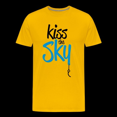Kiss the Sky - T-shirt Premium Homme