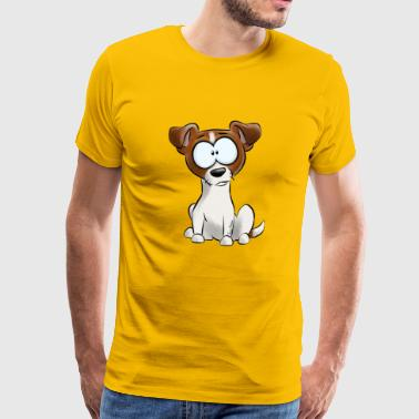 Soy Jack Russell Terrier - Camiseta premium hombre