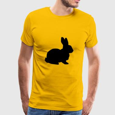 rabbit 153203_1280 - Men's Premium T-Shirt